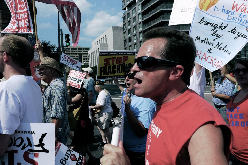 Mike Stout Marcellys Protest August 2012.jpg